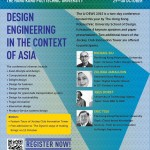 Asian Design Engineering Workshop (29-30 October 2015, Hong Kong)