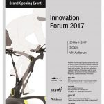 HKDI CIMT Grand Opening Event | Innovation Forum 2017