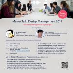 Master Talk: Design Management 2017